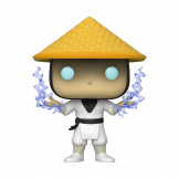 Фигурка Funko POP Games – Mortal Kombat: Raiden w/Lightning (Exc)