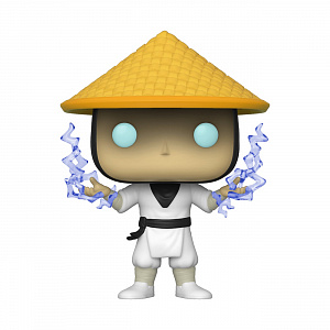 Фигурка Funko POP Games – Mortal Kombat: Raiden w/Lightning (Exc) фото