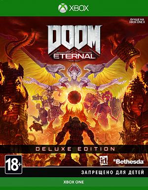 DOOM Eternal. Deluxe Edition (Xbox One) фото
