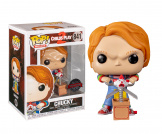 Фигурка Funko POP Horror – Chucky w/Buddy & Giant Scissors (Exc) (44836)