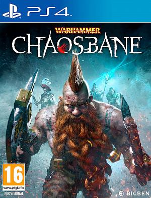 Warhammer: Chaosbane (PS4) фото