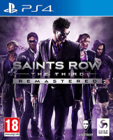 Saints Row: The Third – Remastered. Стандартное издание (PS4)