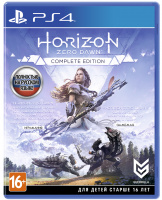 Horizon Zero Dawn. Complete Edition (PS4) (GameReplay)