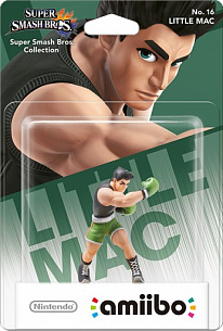 Фигурка Amiibo Little Mac