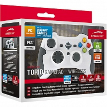 Геймпад Torid Wireless белый (PC)