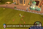 Скриншот Wallace and Gromit 'Curse of Were-Rabbit (PS2), 2