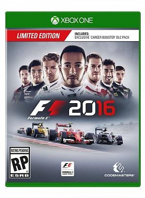 F1 2016 (XboxOne) от GamePark.ru