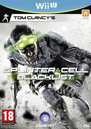 Splinter Cell: Blacklist (WiiU)