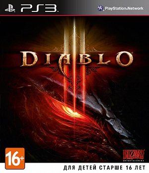 Diablo 3 (III) (PS3) (GameReplay) от GamePark.ru