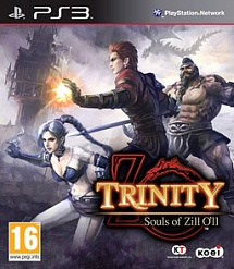 Trinity: Souls of Zill O'll (PS3)