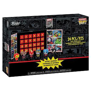 Фигурка Funko Figure – Advent Calendar: Marvel 24pc