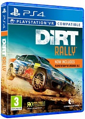 Dirt Rally VR DLC (PS4) (GameReplay)
