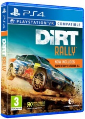 Dirt Rally VR DLC (PS4)