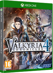 Valkyria Chronicles 4 (Xbox One) (GameReplay)