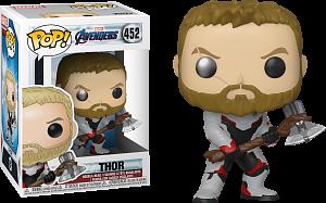 Фигурка Funko POP Marvel: Avengers Endgame – Thor фото
