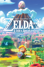Постер Maxi Pyramid – Nintendo: The Legend Of Zelda (Links Awakening)