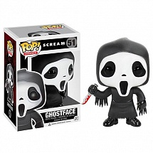 Фигурка Funko POP! Vinyl: Horror: Ghostface