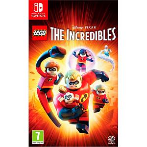 LEGO Суперсемейка (код загрузки) (Nintendo Switch)
