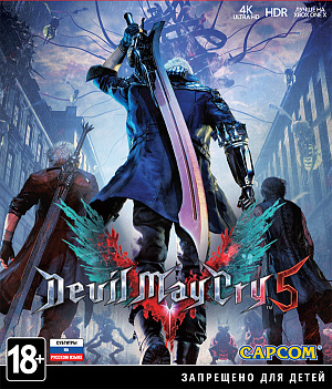Devil May Cry 5 (Xbox One) фото