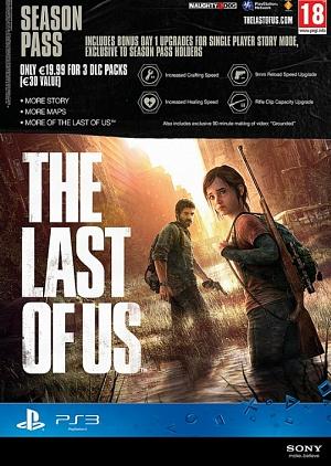 Одни из нас. Сезонный пропуск Цифровой код (PS3) от GamePark.ru