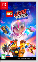 LEGO Movie 2 Videogame (Nintendo Switch) – версия GameReplay