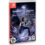 Saints Row IV Re-elected (Nintendo Switch)