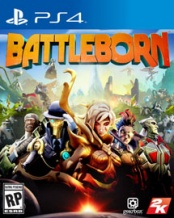 Battleborn (PS4) (GameReplay)