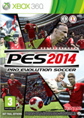 Pro Evolution Soccer 2014 (Xbox 360) (GameReplay)