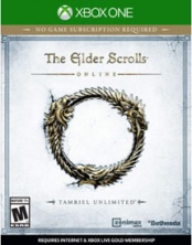 The Elder Scrolls Online: Tamriel Unlimited (XboxOne)
