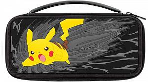 Дорожный чехол Pikachu для Nintendo Switch фото