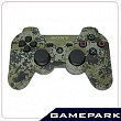Скриншот Controller Wireless Dual Shock 3 Green (PS3), 3