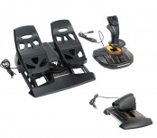 Набор Thrustmaster T-16000M FCS Flight Pack