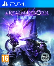 Final Fantasy XIV Online: A Realm Reborn (PS4)