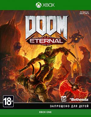 DOOM Eternal (Xbox One) фото
