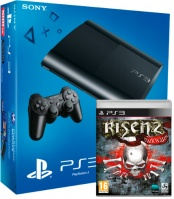 PlayStation 3 500 GB + Risen 2. Dark Waters  (Gamereplay)