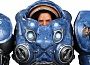 Фигурка StarCraft II: Tychus Findlay