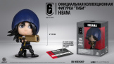 Фигурка Six collection – Hibana, Фигурка 10 см