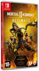 Mortal Kombat 11 – Ultimate. Код загрузки (Nintendo Switch)