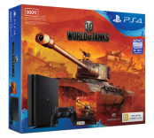 Sony PlayStation 4 Slim 500 Gb World of Tanks
