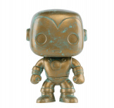 Фигурка Funko POP Marvel 80th – Iron Man (PT) (Exc)