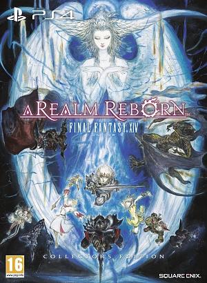 Final Fantasy XIV: A Realm Reborn. Collector�s Edition (PS4)
