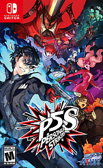 Persona 5 – Strikers (Nintendo Switch) (GameReplay)