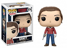 Фигурка Funko POP! Vinyl: Stranger Things: Nancy w/ Gun 14427