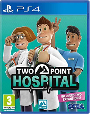 Two Point Hospital (PS4) фото