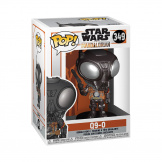 Фигурка Funko POP Star Wars – Mandalorian: Q9:0 (45541)