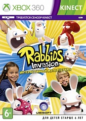 Rabbids Invasion (Xbox360) (GameReplay)