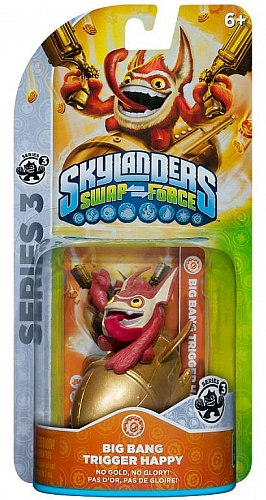 Skylanders Swap Force. Big Bang Trigger Happy