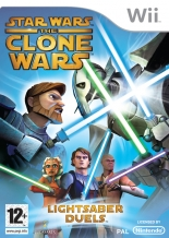 Star Wars: The Clone Wars - Lightsaber Duels (Wii)