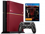 Скриншот PlayStation 4 500Gb Metal Gear Solid: The Phantom Pain Limited Edition, 1