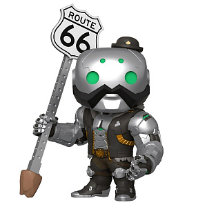 Фигурка Funko POP Games: Overwatch – B.O.B. фото